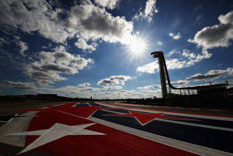 Lewis Hamilton GP Stati Uniti Texas