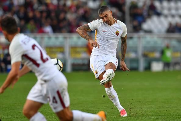 Serie A, Kolarov fa volare la Roma. La Fiorentina vince a Benevento