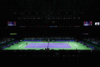 Karolina Pliskova Venus Williams WTA Finals