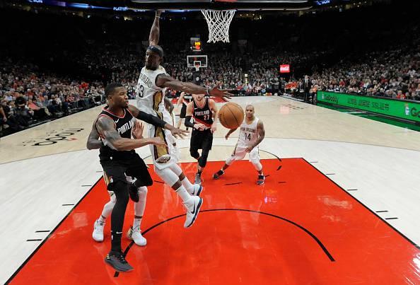NBA. I clippers vincono contro Portland sulla sirena. 103-104