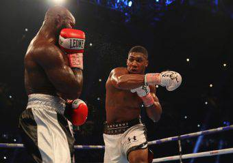 Anthony Joshua v Carlos Takam - World Heavyweight Title Fight