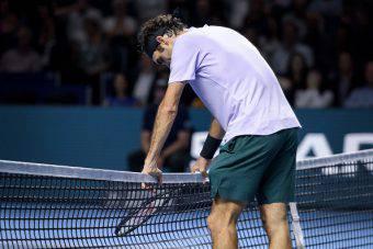 Roger Federer atp basilea