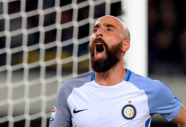 Borja Valero Barcellona battibile