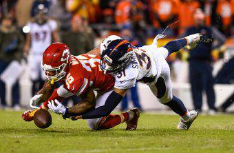 Denver Broncos v Kansas City Chiefs NFL