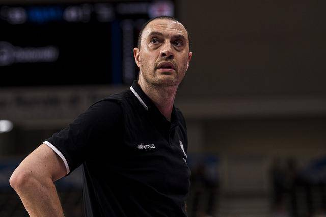 Vincenzo Esposito coach pistoia