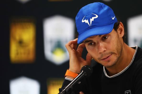 """Rafa Nadal """"La mia stagione e' finita"""""""