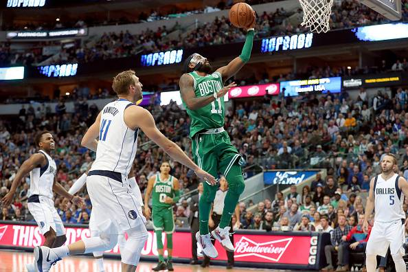 NBA, Irving trascina Boston a Dallas. Belinelli non basta agli Hawks