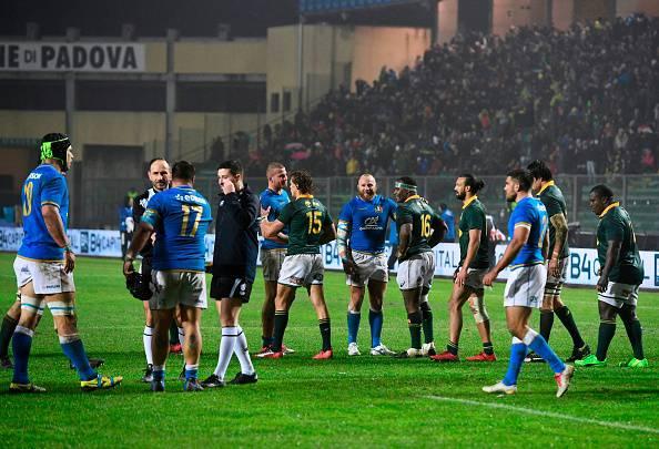 Rugby, ranking Mondiale: ecco le variazioni. Scende di un posto l'Italia