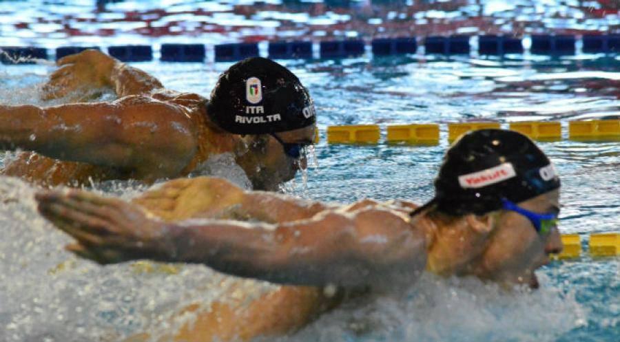 nuoto trofeo 'nico sapio'