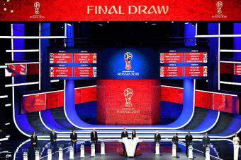 sorteggio mondiali russia 2018
