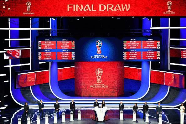 Sorteggio Mondiali 2018: ecco tutti gli accoppiamenti