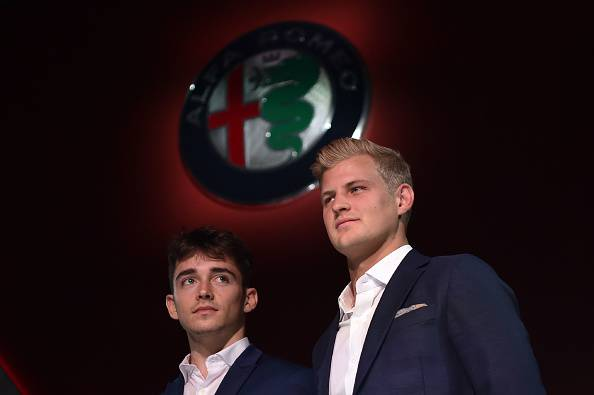 piloti Alfa Romeo Sauber F1 Team