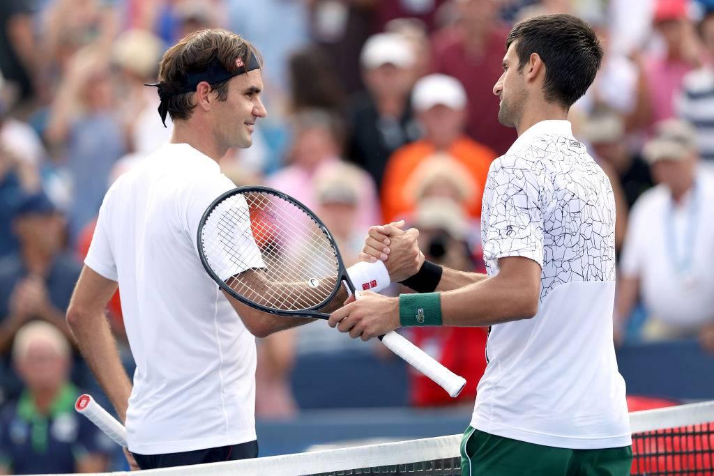 Federer-Djokovic semifinale Parigi Bercy
