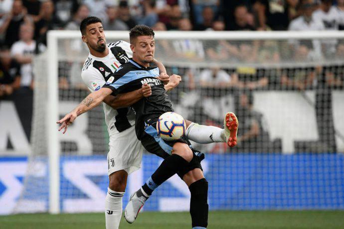 Milinkovic-Savic marcato stretto anche dalla Juve
