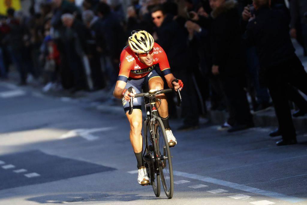 Ciclismo, Nibali alla Vuelta con il numero 1 sulle spalle