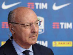 Beppe Marotta ex Ad della Juventus