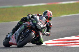 """MotoGP, Brno: il """"poleman"""" Zarco solo decimo nel warm up"""