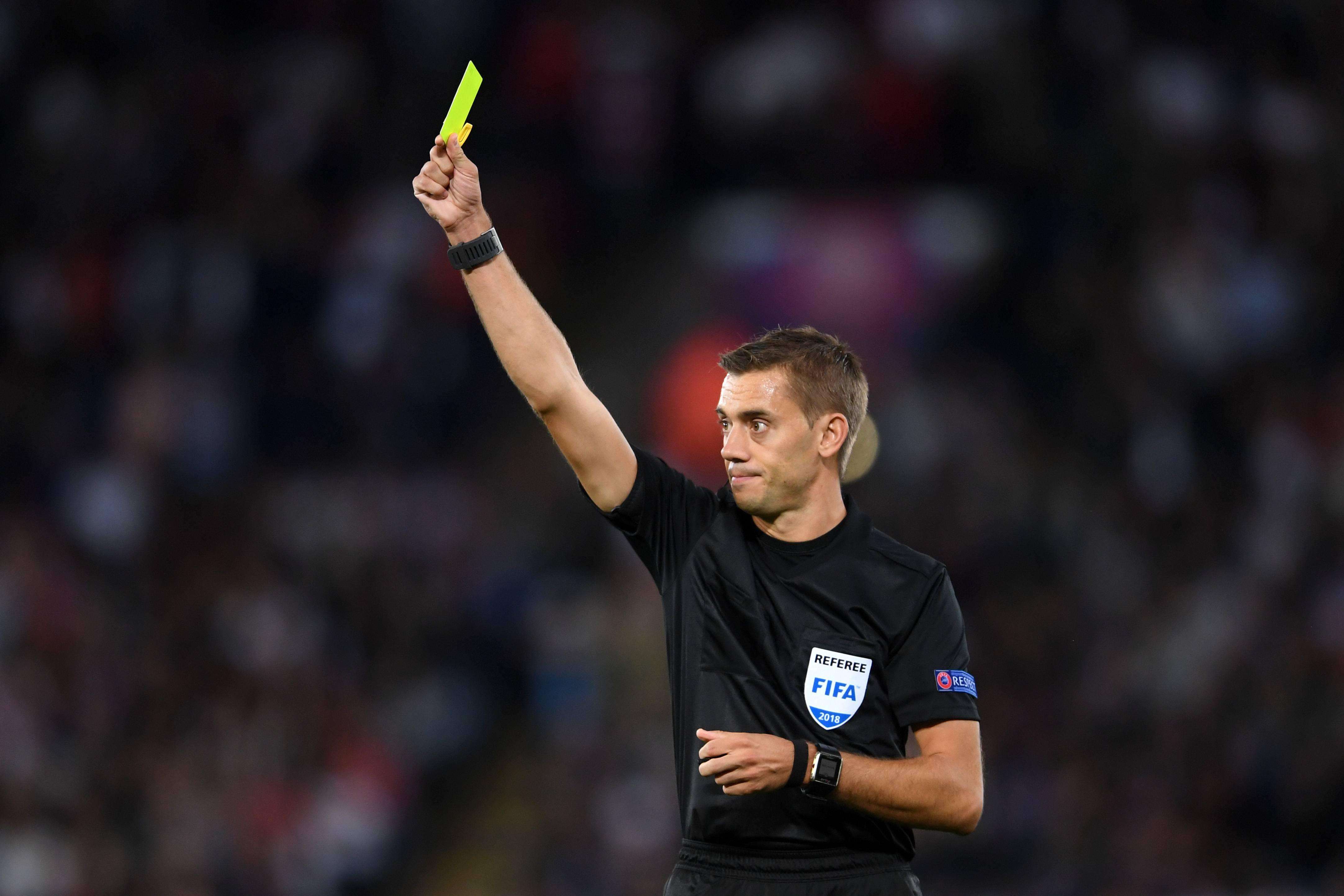 Juventus-Ajax arbitra il francese Turpin
