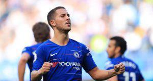 Eden Hazard valuta l'offerta di rinnovo del Chelsea