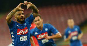 """Lorenzo Insigne si racconta: """"Voglio restare al Napoli. L'obiettivo è vincere l'Europa League""""."""