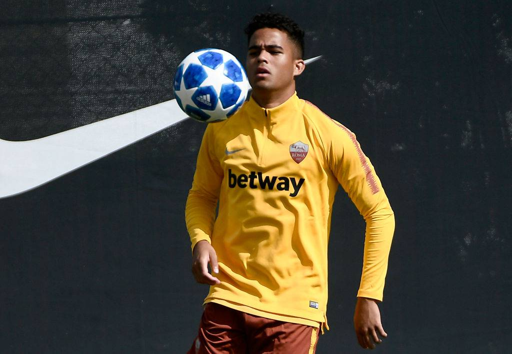 Maglia Home ROMA JUSTIN KLUIVERT