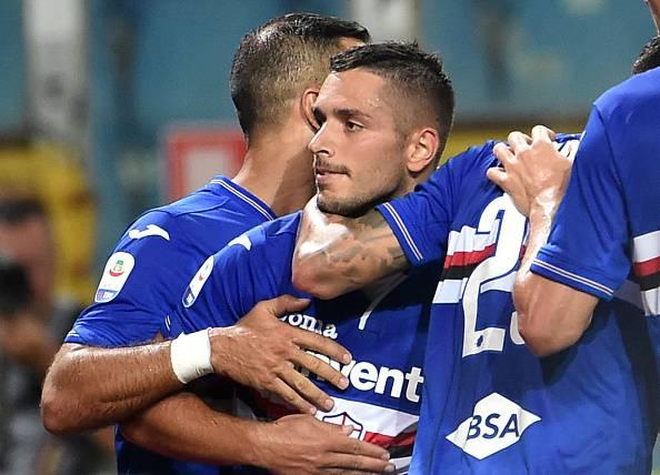 Serie A: Sampdoria-Fiorentina 1-1