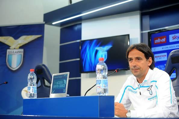 """Lazio-Marsiglia, Inzaghi:""""Qualificazione meritata."""""""