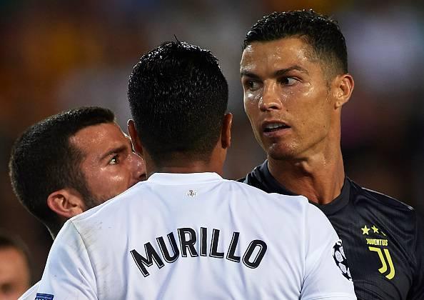 Impresa Juventus a Valencia senza Ronaldo, il Real travolge la Roma