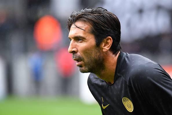 Gigi Buffon futuro