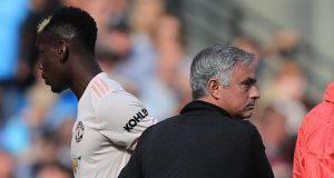 Ancora gelo tra Mourinho e Pogba