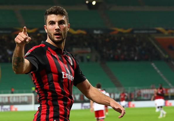 Cutrone parte titolare in Udinese-Milan