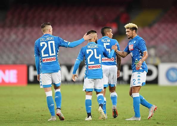Champions League, le probabili formazioni di Napoli-PSG