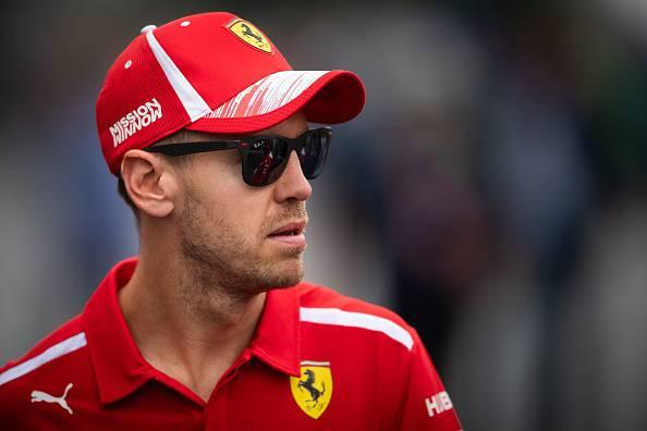 Sebastian Vettel esclude di voler lasciare la Ferrari