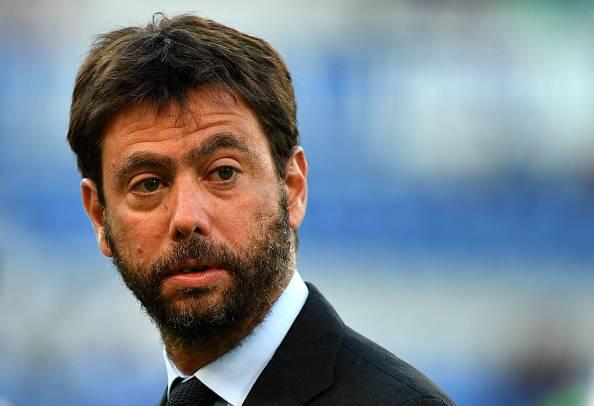 Agnelli Juventus