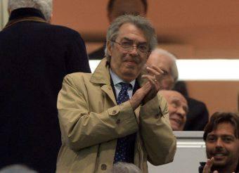 """Inter, Moratti boccia Marotta e Conte: """"Non so se li avrei presi"""""""