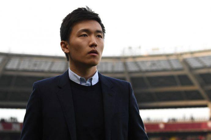 Zhang presidente dell'Inter