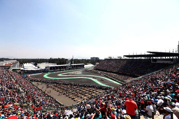 F1 GP Messico Formula 1