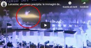 tragedia elicottero leicester presidente morto