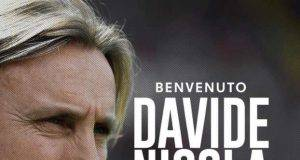Davide Nicola neo allenatore Udinese