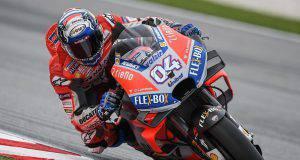 Dovizioso MotoGP Malesia Sepang