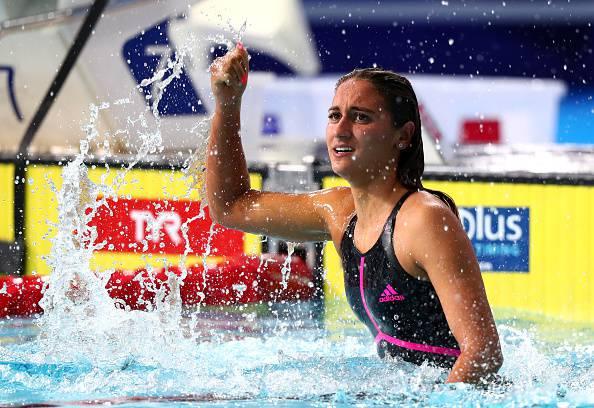 Simona Quadarella record