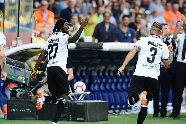 Torino-Parma 1-2 Gervinho