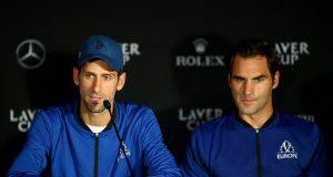 A Parigi semifinale Federer-Djokovic
