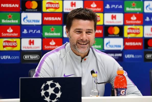 Tottenham-ManCity, parla Pochettino in conferenza stampa alla vigilia di Champions League.