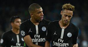 Mbapè e Neymar tra i giocatori più costosi secondo il rapporto del CIES