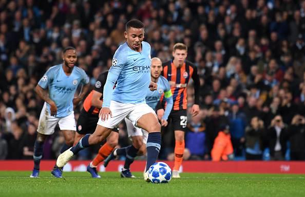 Rigore Manchester City