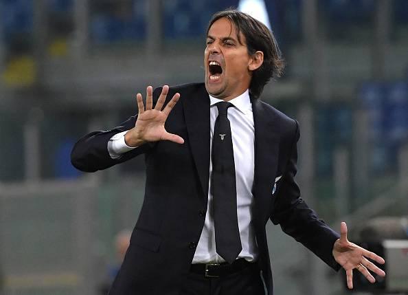 Simone Inzaghi Sassuolo-Lazio