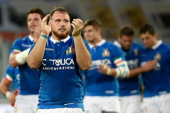Italia-Georgia 28-17