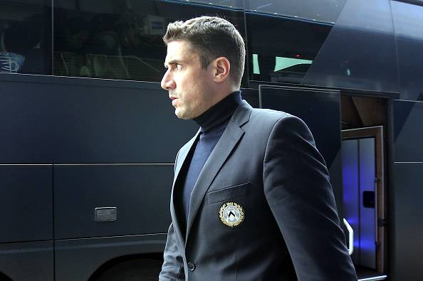 Serie A, Udinese, a breve l'esonero di Velazquez. Arriva Nicola