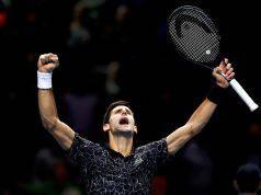 Djokovic batte Isner